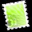 64x64 of Green Ocean