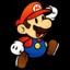 64x64 of Super Paper Mario