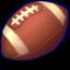 64x64 of football