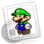 64x64 of paperluigi