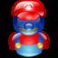 64x64 of Mario