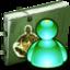 64x64 of MSN Messenger Folder
