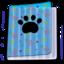64x64 of Teeny Folder