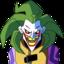 64x64 of The Joker