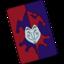 64x64 of Wild Card