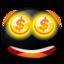 64x64 of Money Smile
