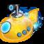 64x64 of Yellow Submarine