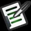 64x64 of Write document