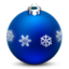 64x64 of Ornament with Snow Flakes