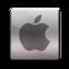 64x64 of Apple Black