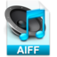 64x64 of iTunes aiff