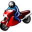 64x64 of Motorcyclist