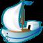 64x64 of Sailing ship