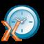 64x64 of X clock