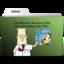 64x64 of Dilbert