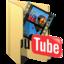 64x64 of youtube