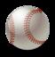 64x64 of Baseball Ball
