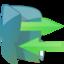 64x64 of Downloads folder