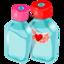64x64 of Bottles