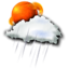 64x64 of sun rain