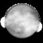 64x64 of Night Few Clouds