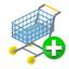64x64 of shopping cart add