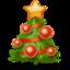 64x64 of Xmas tree