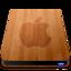64x64 of Wooden Slick Drives   Apple