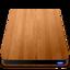 64x64 of Wooden Slick Drives   External