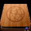 64x64 of Wooden Slick Drives   Server