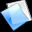 64x64 of Plain Folder