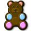 64x64 of Bear