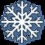 64x64 of White snow