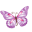 64x64 of Butterfly purple