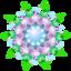 64x64 of Symbol purpel