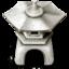 64x64 of Ishidourou garden lantern