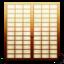 64x64 of Shoji1 paper sliding door
