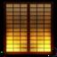 64x64 of Shoji2 paper sliding door