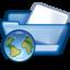 64x64 of folder html