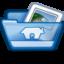 64x64 of home folder
