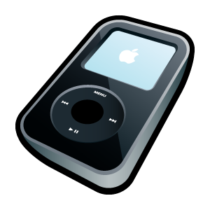 Full Size of iPod Video Black