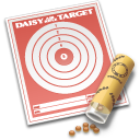 Daisy Air Rifle Target