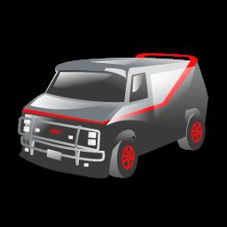 A Team Van Icon