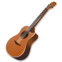 Full Size of Wood guitar