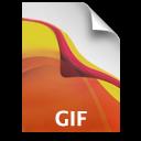 AI GIFFile Icon