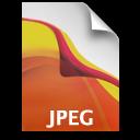 AI JPEGFile Icon