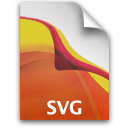 AI SVGFile Icon