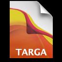 AI TargaFile Icon