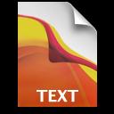AI TextFile Icon