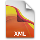AI XMLFile Icon